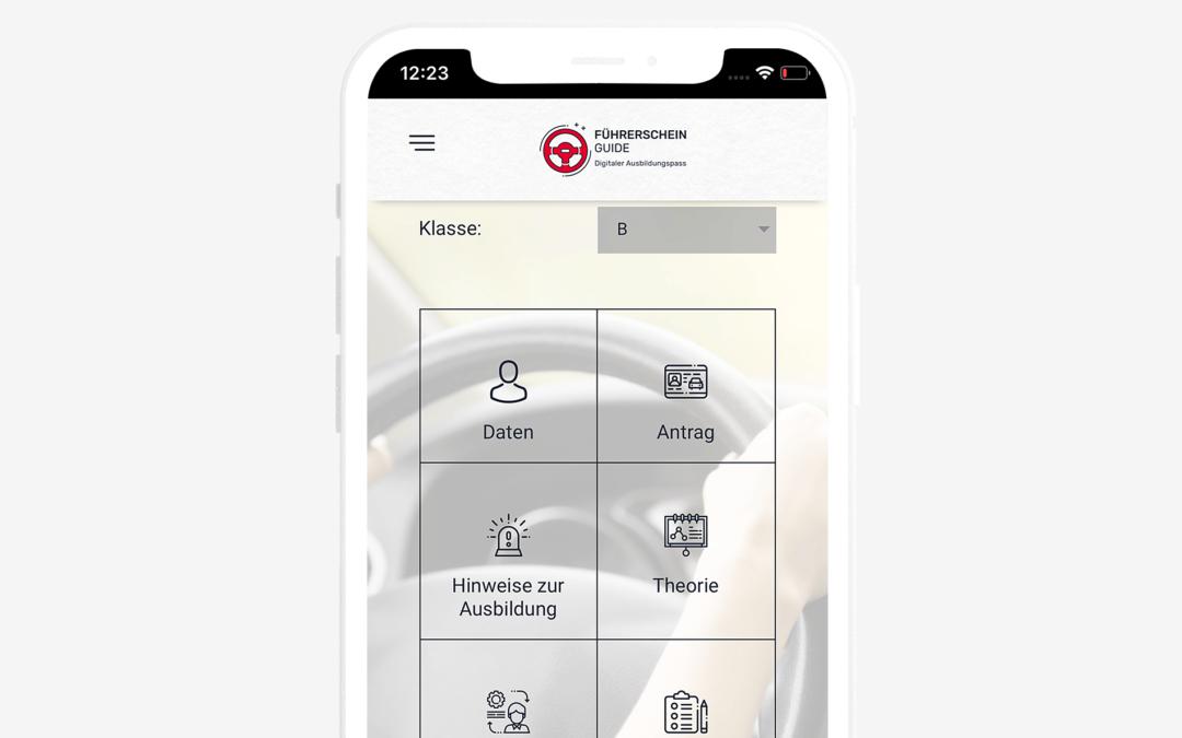 Führerschein Guide – App
